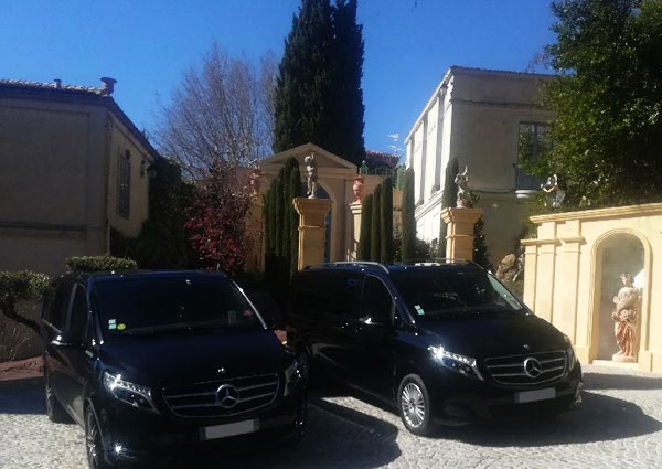 chauffeur hommes d'affaires à Marseille