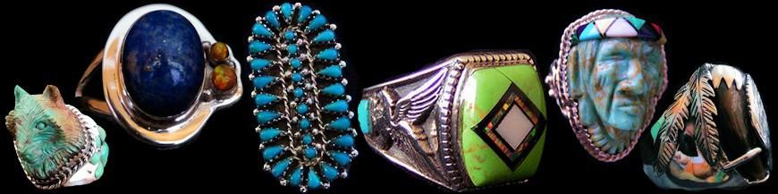 bijoux amerindien