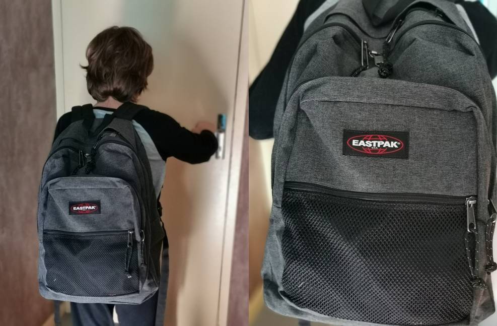 sac eastpak pinnacle pas cher